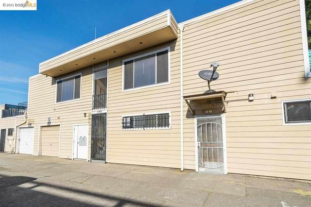 300 6Th St, Oakland, CA 94607 (#EB40938922) :: The Kulda Real Estate Group