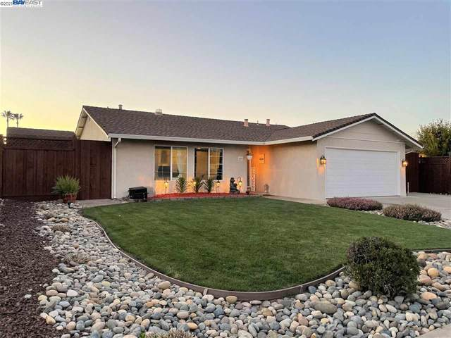 626 Everglades Ln, Livermore, CA 94551 (#BE40937018) :: Real Estate Experts