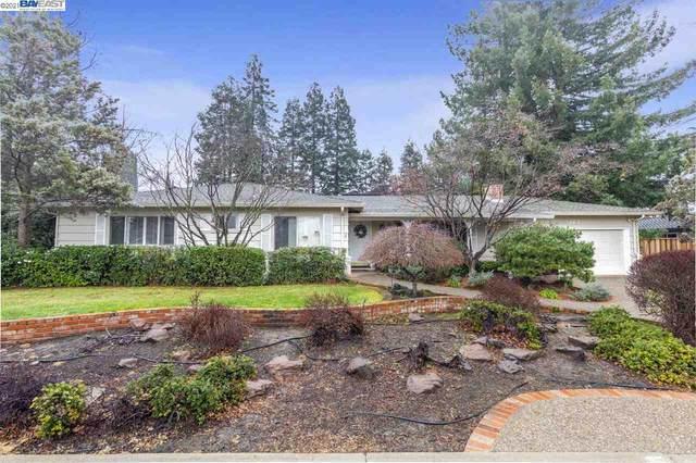 125 Arbolado Dr, Walnut Creek, CA 94598 (#BE40938822) :: The Kulda Real Estate Group