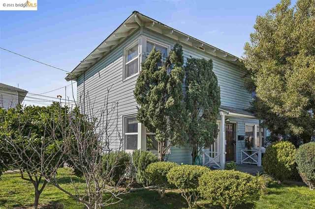 328 W Macdonald Avenue, Richmond, CA 94801 (#EB40938552) :: The Realty Society