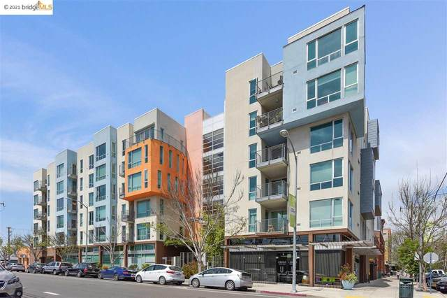 200 2Nd St 413, Oakland, CA 94607 (#EB40938999) :: The Kulda Real Estate Group