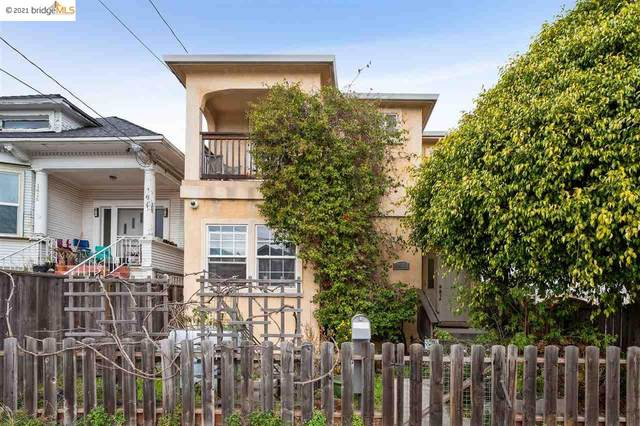 1408 16Th St, Oakland, CA 94607 (#EB40939046) :: The Kulda Real Estate Group