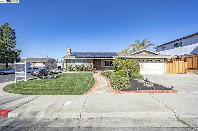 504 Malbec Ct, Pleasanton, CA 94566 (#BE40939049) :: The Goss Real Estate Group, Keller Williams Bay Area Estates