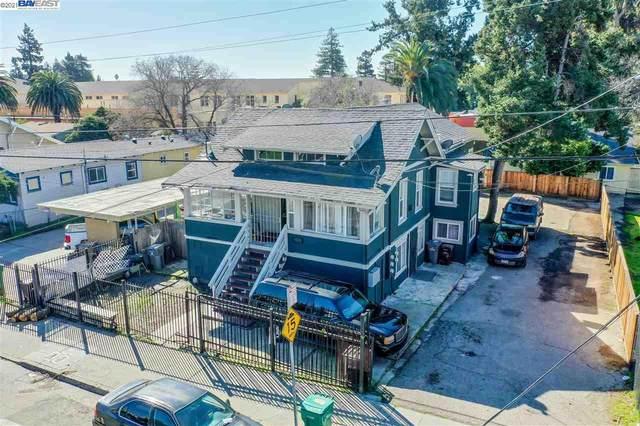 3421 Salisbury Street, Oakland, CA 94601 (#BE40939048) :: Schneider Estates