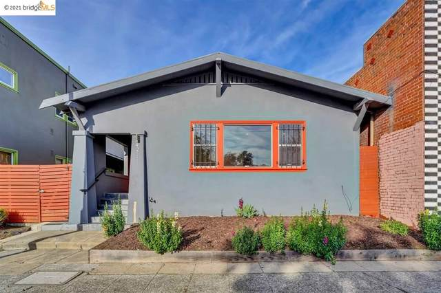 4211 Martin Luther King Jr Way, Oakland, CA 94609 (#EB40939054) :: Intero Real Estate