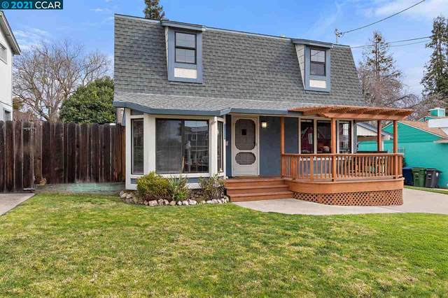 22232 Moyers St, Castro Valley, CA 94546 (#CC40939062) :: The Kulda Real Estate Group