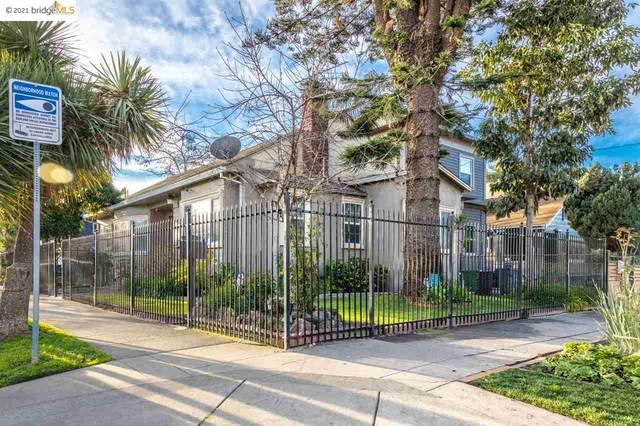 1644 27th Ave, Oakland, CA 94601 (#EB40939070) :: Schneider Estates