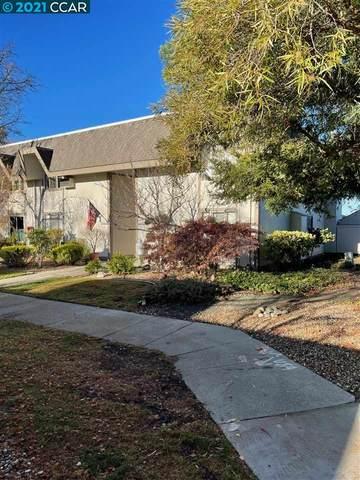 1284 Skycrest Dr 6, Walnut Creek, CA 94595 (#CC40936320) :: Intero Real Estate