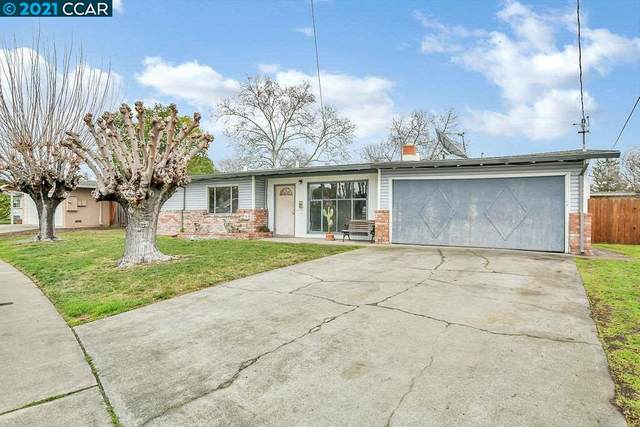 2712 Eastgate Ave, Concord, CA 94520 (#CC40939135) :: The Kulda Real Estate Group