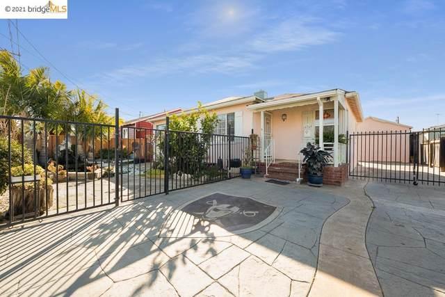 16769 El Balcon Ave, San Leandro, CA 94578 (#EB40939142) :: Intero Real Estate
