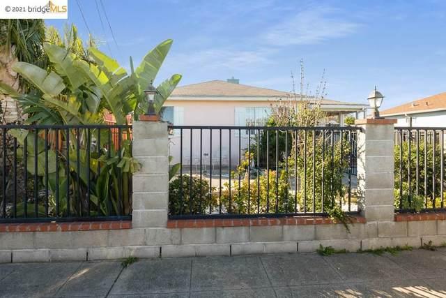 16769 El Balcon Ave, San Leandro, CA 94578 (#EB40939161) :: Olga Golovko