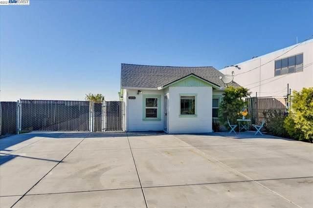 3331 Baumberg Ave, Hayward, CA 94545 (#BE40939164) :: The Realty Society