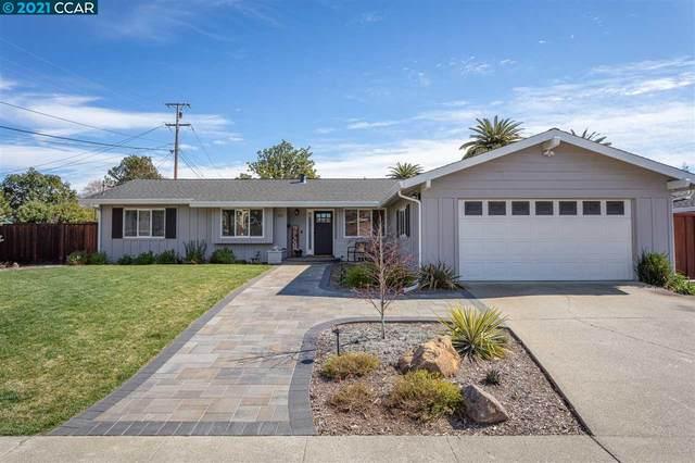 120 Pickering Plc, Walnut Creek, CA 94598 (#CC40938110) :: Alex Brant