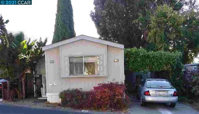 1080 San Miguel Rd 121, Concord, CA 94518 (#CC40939346) :: Intero Real Estate