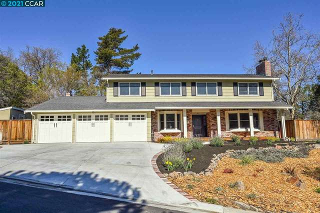 100 Kell Court, Alamo, CA 94507 (#CC40938207) :: The Sean Cooper Real Estate Group