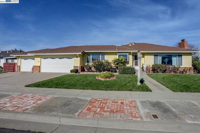 5121 Vernon Ave, Fremont, CA 94536 (#BE40939370) :: Intero Real Estate
