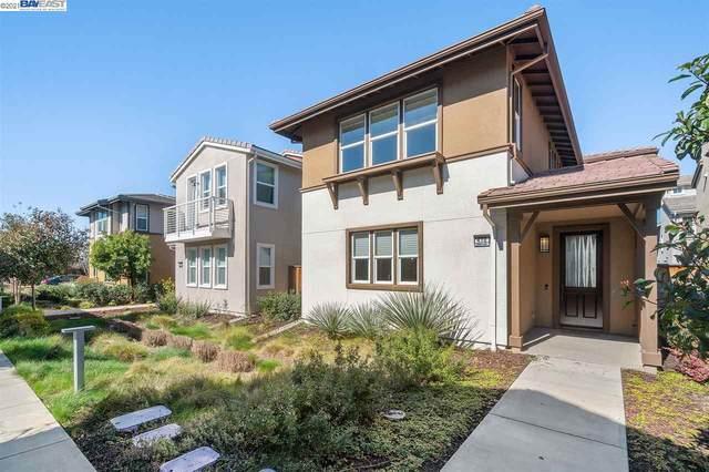 410 Dewitt Lane, Alameda, CA 94501 (#BE40937167) :: The Sean Cooper Real Estate Group