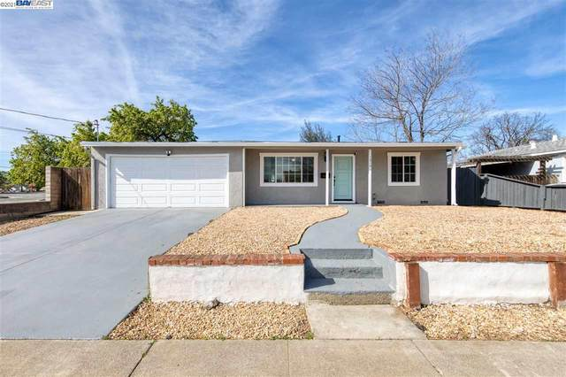1616 Marie Ave, Antioch, CA 94509 (#BE40939413) :: Robert Balina | Synergize Realty