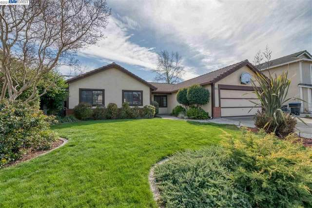 3616 Portsmouth Ct, Pleasanton, CA 94588 (#BE40938868) :: Strock Real Estate