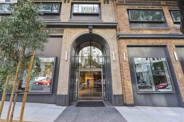 1688 Pine Street W906, San Francisco, CA 94109 (#BE40937964) :: Schneider Estates