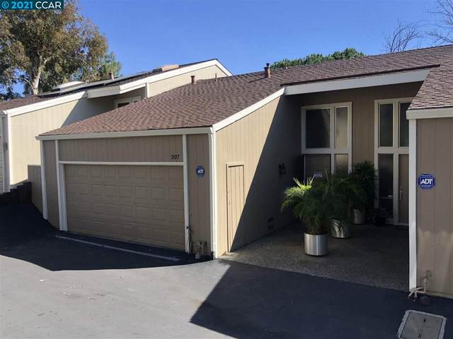 397 Ridgeview Dr, Pleasant Hill, CA 94523 (#CC40939441) :: The Gilmartin Group