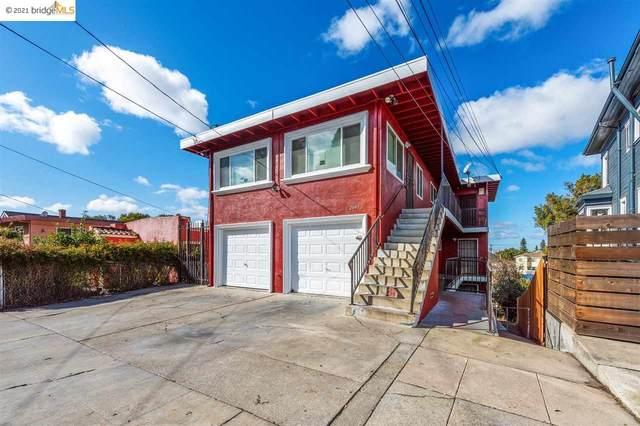 2645 Wakefield Ave, Oakland, CA 94606 (#EB40939482) :: Robert Balina | Synergize Realty