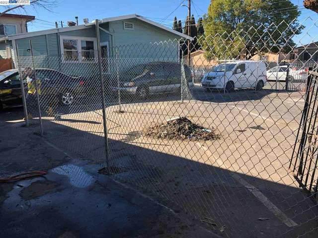 76Th Ave, Oakland, CA 94608 (#BE40939508) :: Intero Real Estate