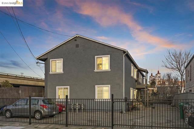 3512 Magnolia St., Oakland, CA 94608 (#EB40939553) :: Intero Real Estate