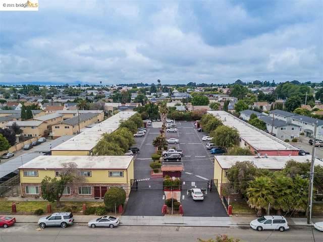 22189 S Garden Ave, Hayward, CA 94541 (#EB40939620) :: The Goss Real Estate Group, Keller Williams Bay Area Estates