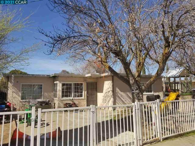 138 Rose Ann Ave, Pittsburg, CA 94565 (#CC40939639) :: Schneider Estates