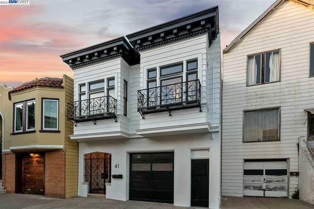 41 Park St, San Francisco, CA 94110 (#BE40939653) :: Real Estate Experts