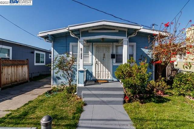 1029 105Th Ave, Oakland, CA 94603 (#BE40939659) :: Strock Real Estate