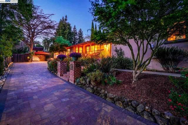 3720 Seven Hills Rd, Castro Valley, CA 94546 (#BE40939321) :: Strock Real Estate