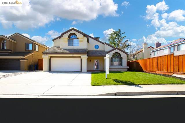 1386 Bynum Way, Oakley, CA 94561 (#EB40939742) :: Schneider Estates