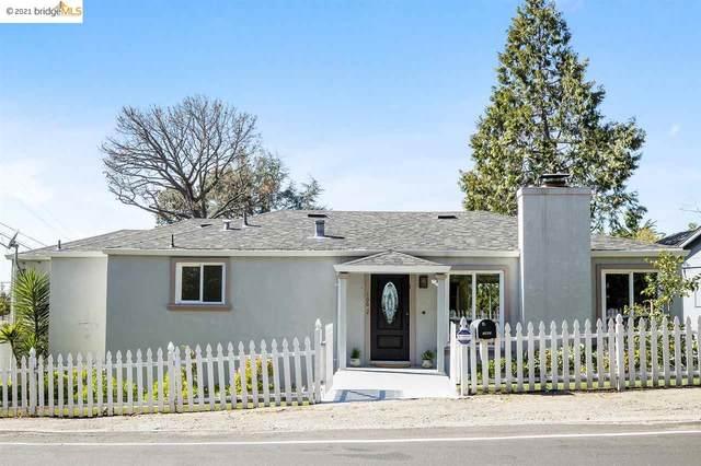 1962 Leimert Blvd, Oakland, CA 94602 (MLS #EB40939776) :: Compass
