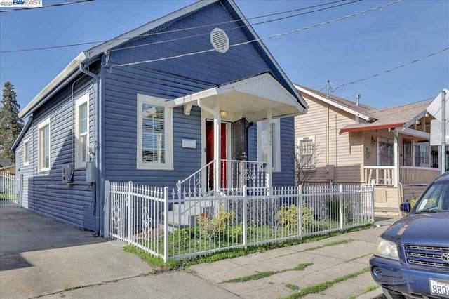 5615 Edgerly St, Oakland, CA 94621 (#BE40939791) :: Olga Golovko