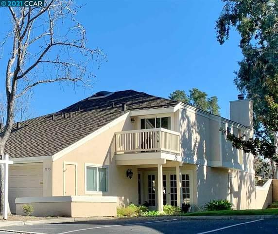 1575 Gilboa Drive, Walnut Creek, CA 94598 (#CC40939542) :: The Gilmartin Group