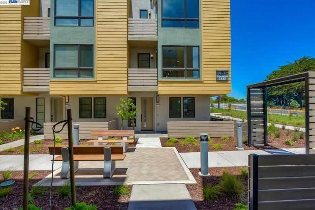 332 Argonaut Lane 9, Foster City, CA 94404 (#BE40939823) :: Real Estate Experts