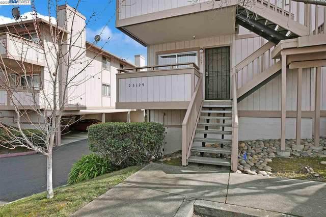 25129 Copa Del Oro Dr 104, Hayward, CA 94545 (#BE40939883) :: Strock Real Estate
