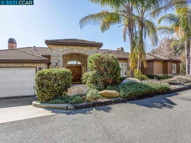 22 Northridge Ln, Lafayette, CA 94549 (#CC40939908) :: The Sean Cooper Real Estate Group