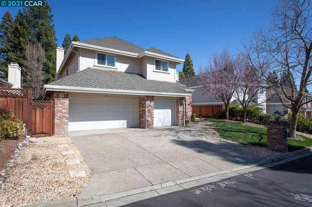 4132 Whispering Oaks Ln, Danville, CA 94506 (#CC40939913) :: The Goss Real Estate Group, Keller Williams Bay Area Estates