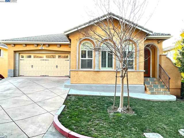 22771 Rose Vine Ct, Hayward, CA 94541 (#BE40939221) :: Strock Real Estate