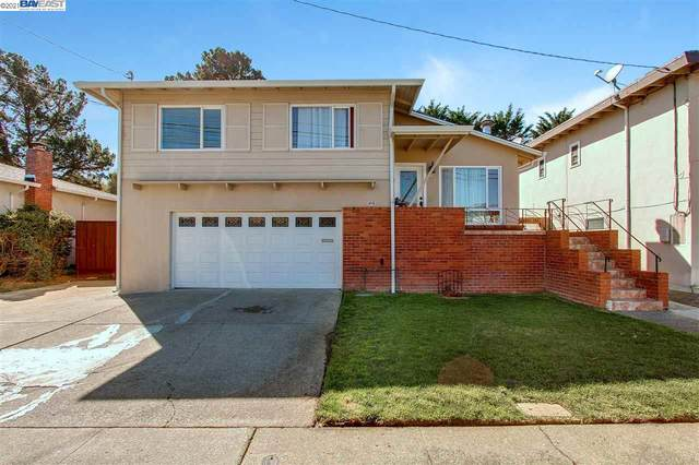 643 Newman Dr, South San Francisco, CA 94545 (MLS #BE40939924) :: Compass