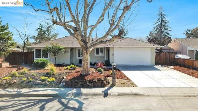 321 Gladys Dr, Pleasant Hill, CA 94523 (MLS #EB40939931) :: Compass