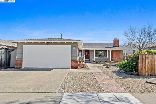 1324 Linfield Ln, Hayward, CA 94545 (#BE40939937) :: Strock Real Estate