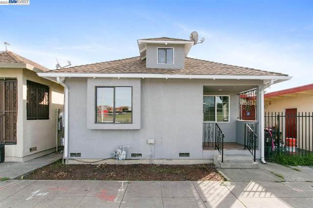 340 19Th St, Richmond, CA 94801 (#BE40939964) :: Live Play Silicon Valley