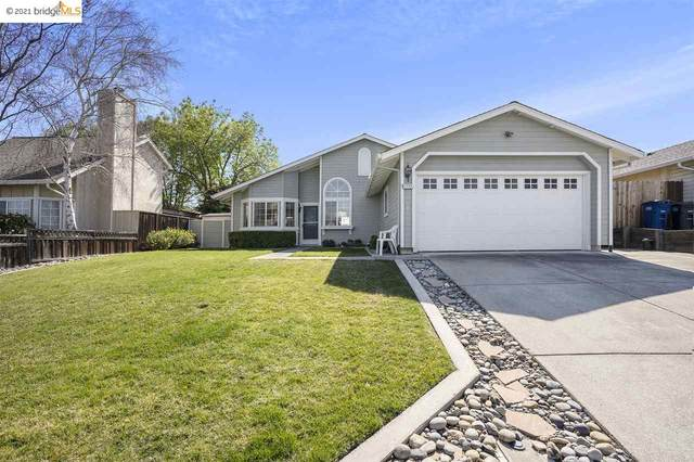 1733 Pine Ct, Oakley, CA 94561 (#EB40939601) :: Real Estate Experts