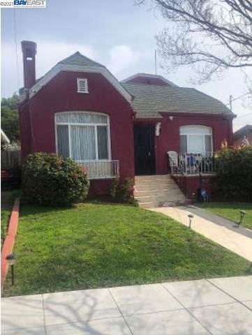 5132 Fairfax Ave, Oakland, CA 94601 (#BE40940019) :: The Goss Real Estate Group, Keller Williams Bay Area Estates