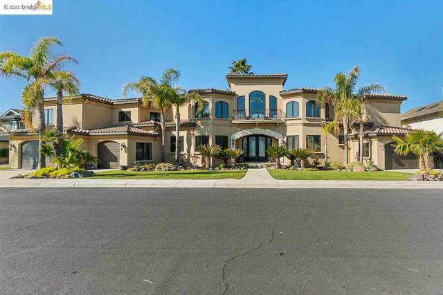 4411 Driftwood Ct, Discovery Bay, CA 94505 (MLS #EB40940031) :: Compass
