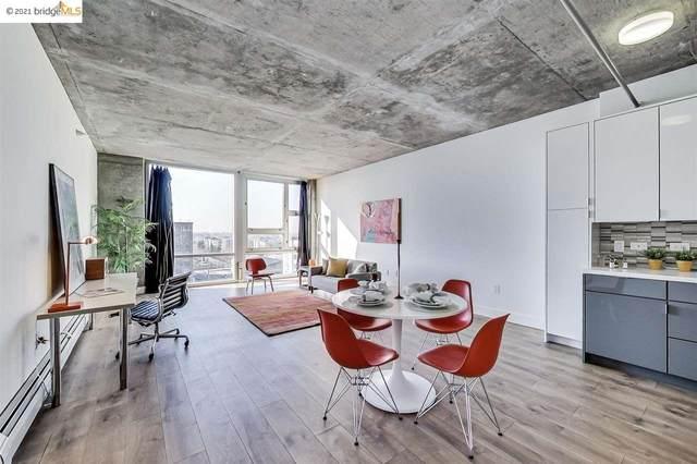311 Oak St 834, Oakland, CA 94607 (#EB40940101) :: Real Estate Experts